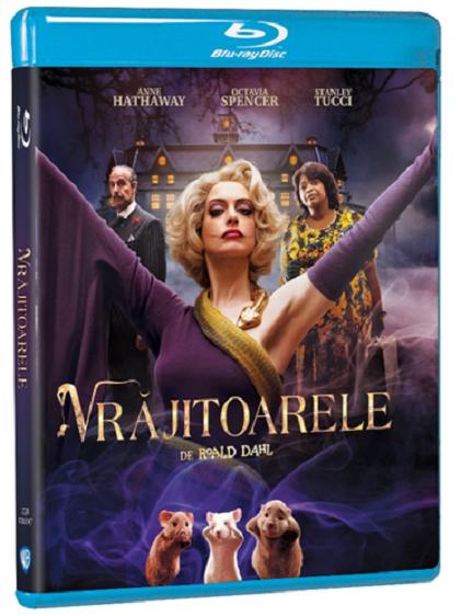 Vrajitoarele / The Witches (Blu-Ray Disc)
