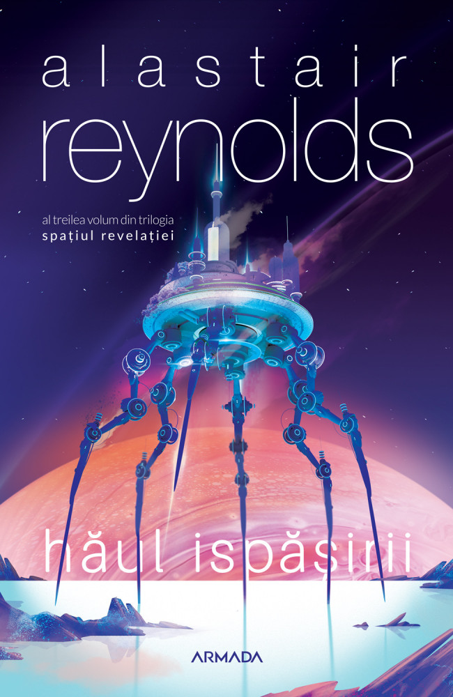 Haul Ispasirii | Alastair Reynolds