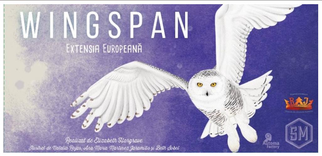 Wingspan - Extensie Europeana | Stonemaier Games