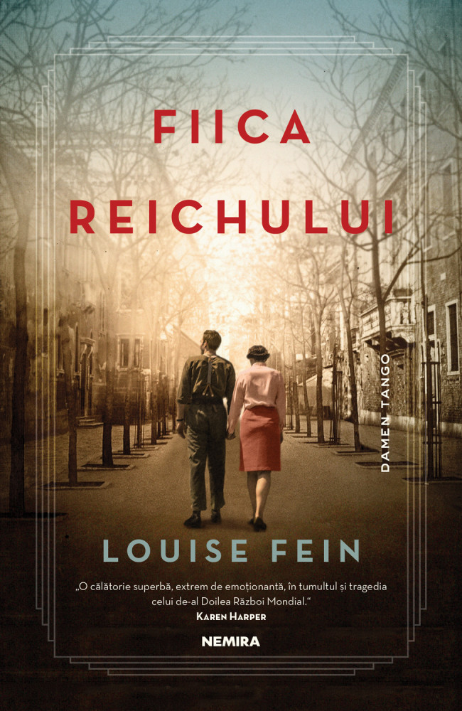 Fiica Reichului | Louise Fein