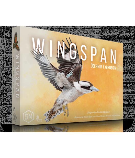 Wingspan - Extensie Oceania | Stonemaier Games