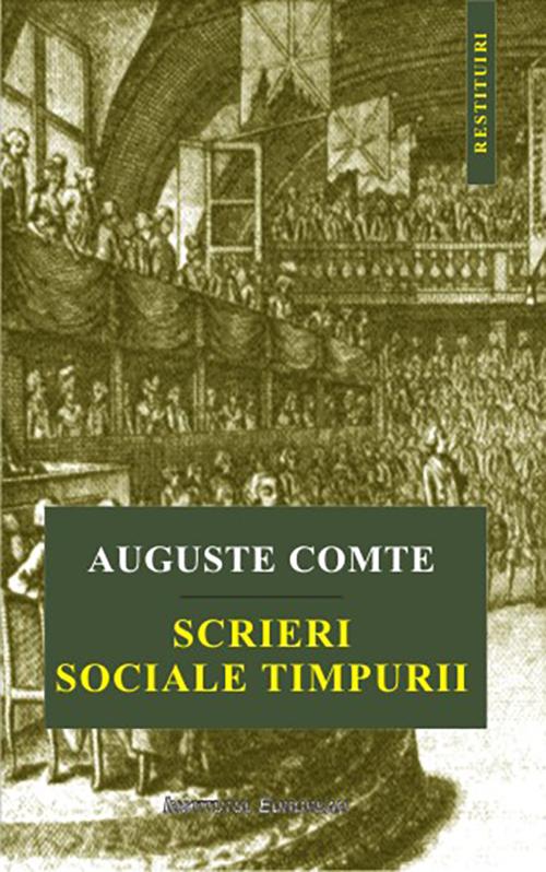 Scrieri sociale timpurii