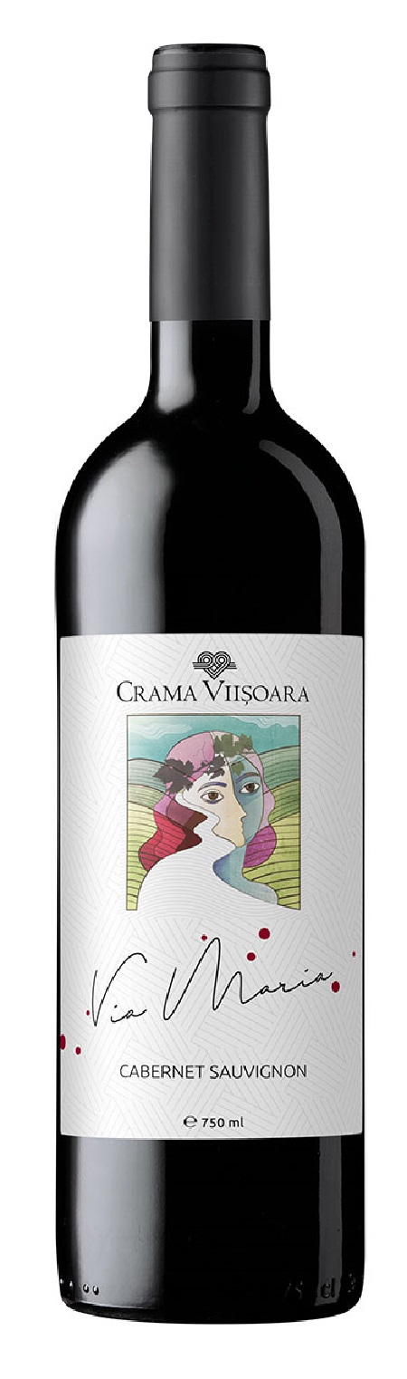 Vin rosu - Via Maria, Cabernet Sauvignon, sec