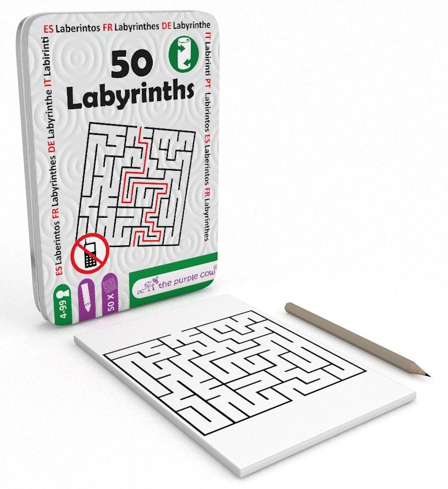 Joc - Fifty - Labyrinths | The Purple Cow - 1