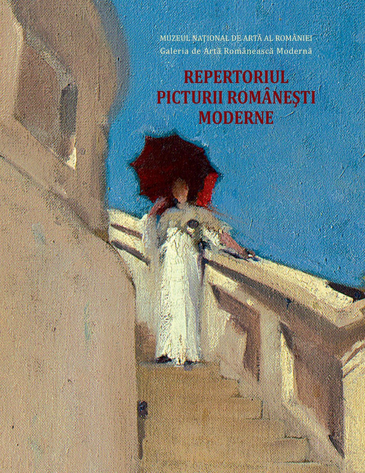 Repertoriul picturii romanesti moderne - Vol. III