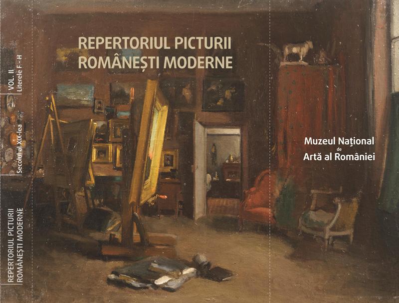 Repertoriul picturii romanesti moderne - Vol. II