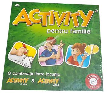 Activity pentru Familie | Piatnik