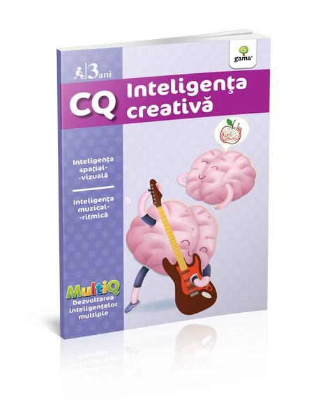 Cq.3 Ani - Inteligenta Creativa |