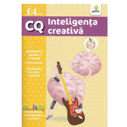 Cq.4 Ani - Inteligenta Creativa |