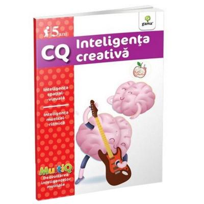 Cq.5 Ani - Inteligenta Creativa |