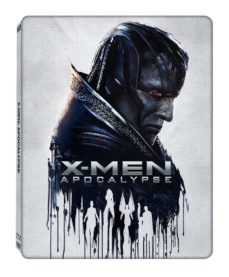 X-Men - Apocalypse Steelbook 2D+3D (Blu Ray Disc) / X-Men - Apocalypse
