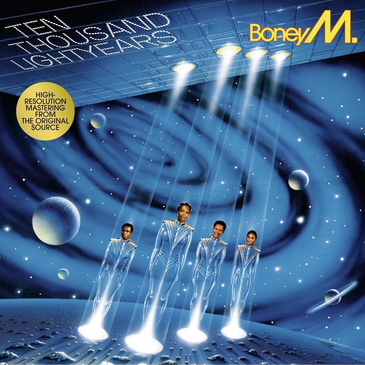 Ten Thousand Lightyears - Vinyl
