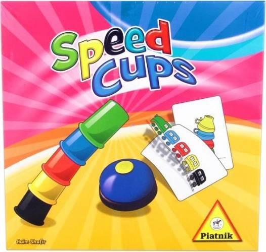 Joc de societate - Speed Cups   Piatnik