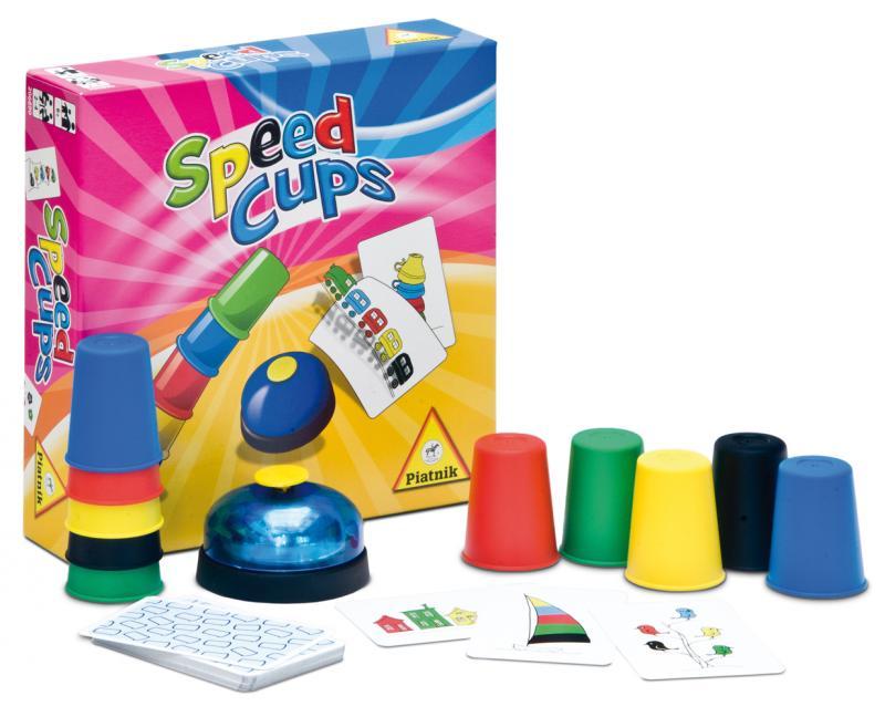Joc de societate - Speed Cups | Piatnik
