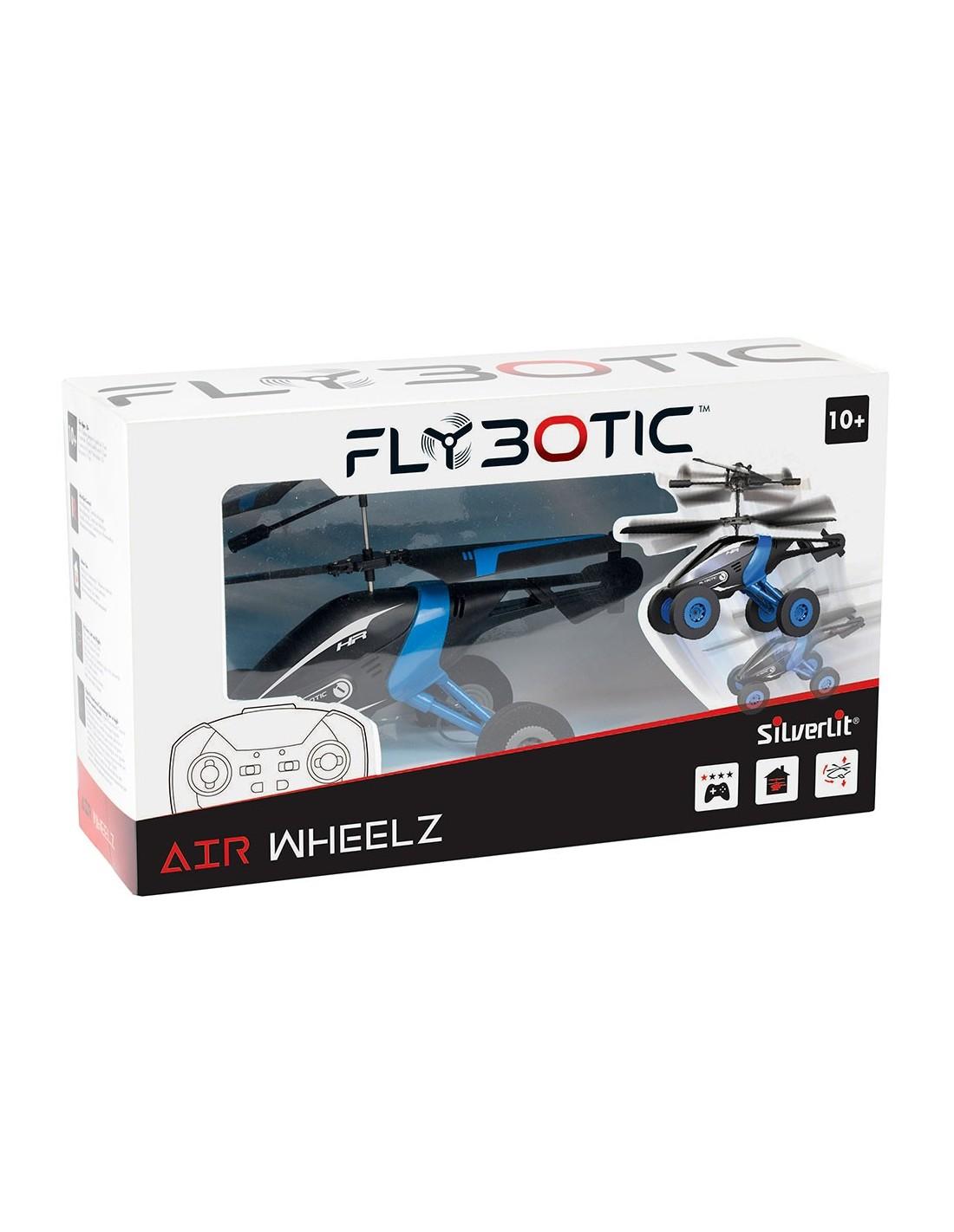 Elicopter cu telecomanda Air Wheelz - 2 culori diferite | Silverlit