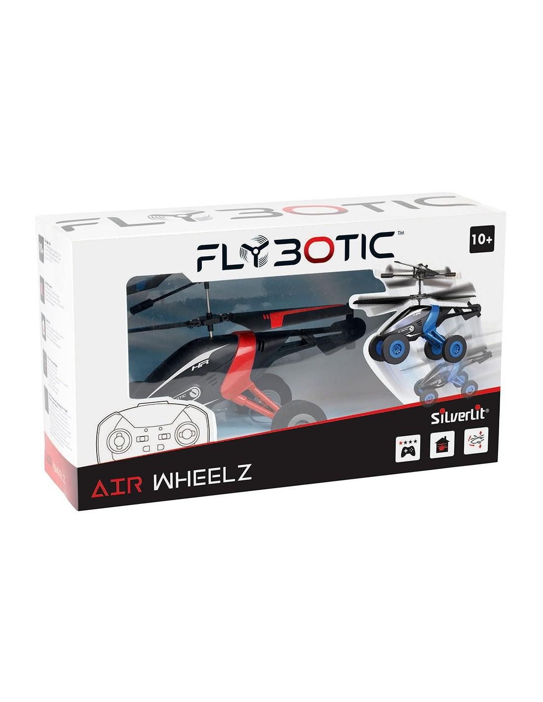 Elicopter cu telecomanda Air Wheelz - 2 culori diferite | Silverlit - 7