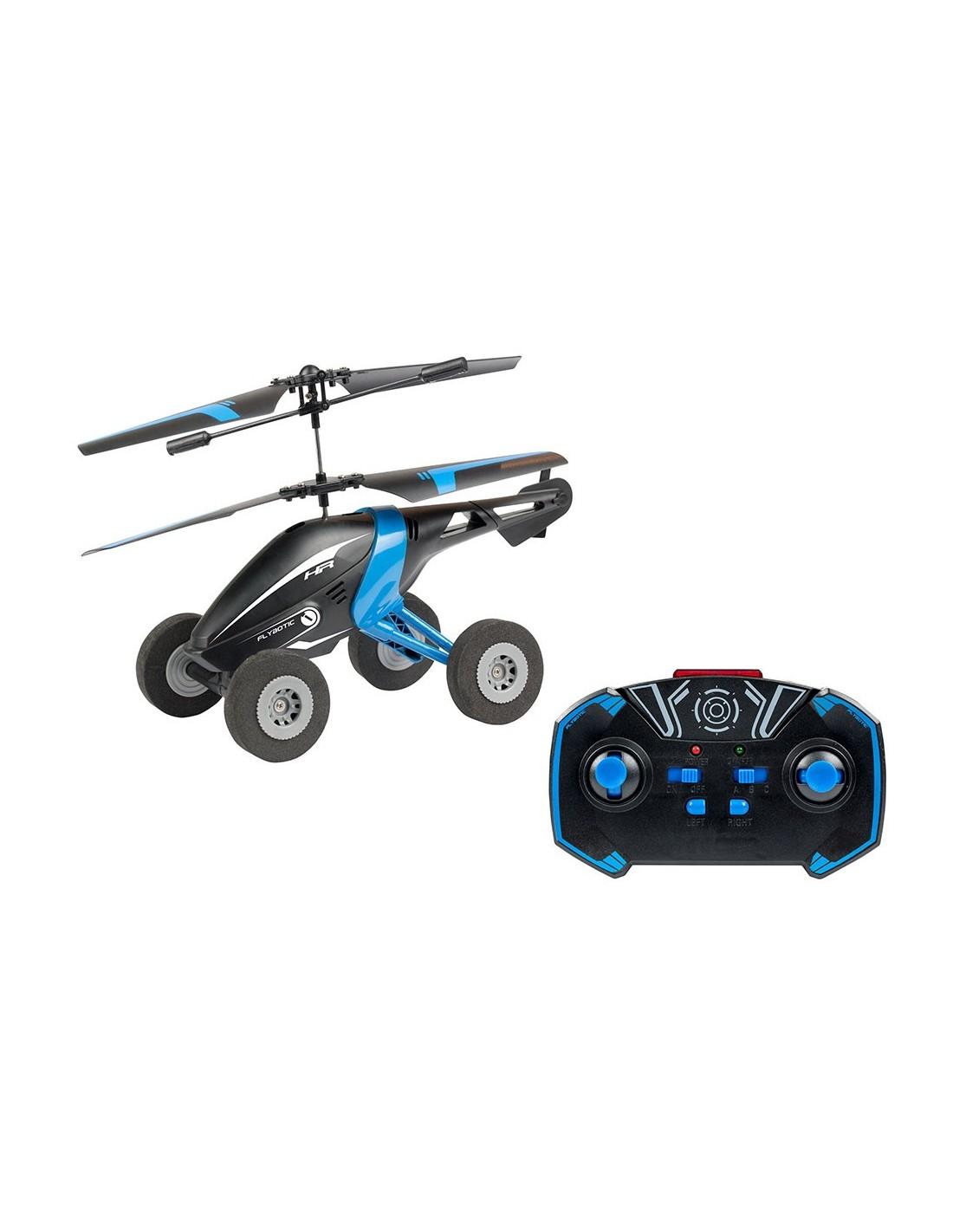 Elicopter cu telecomanda Air Wheelz - 2 culori diferite | Silverlit - 8