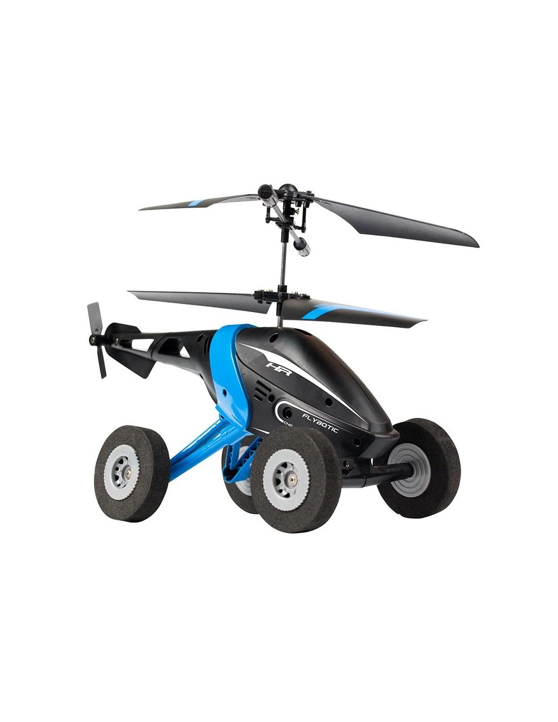 Elicopter cu telecomanda Air Wheelz - 2 culori diferite | Silverlit - 6