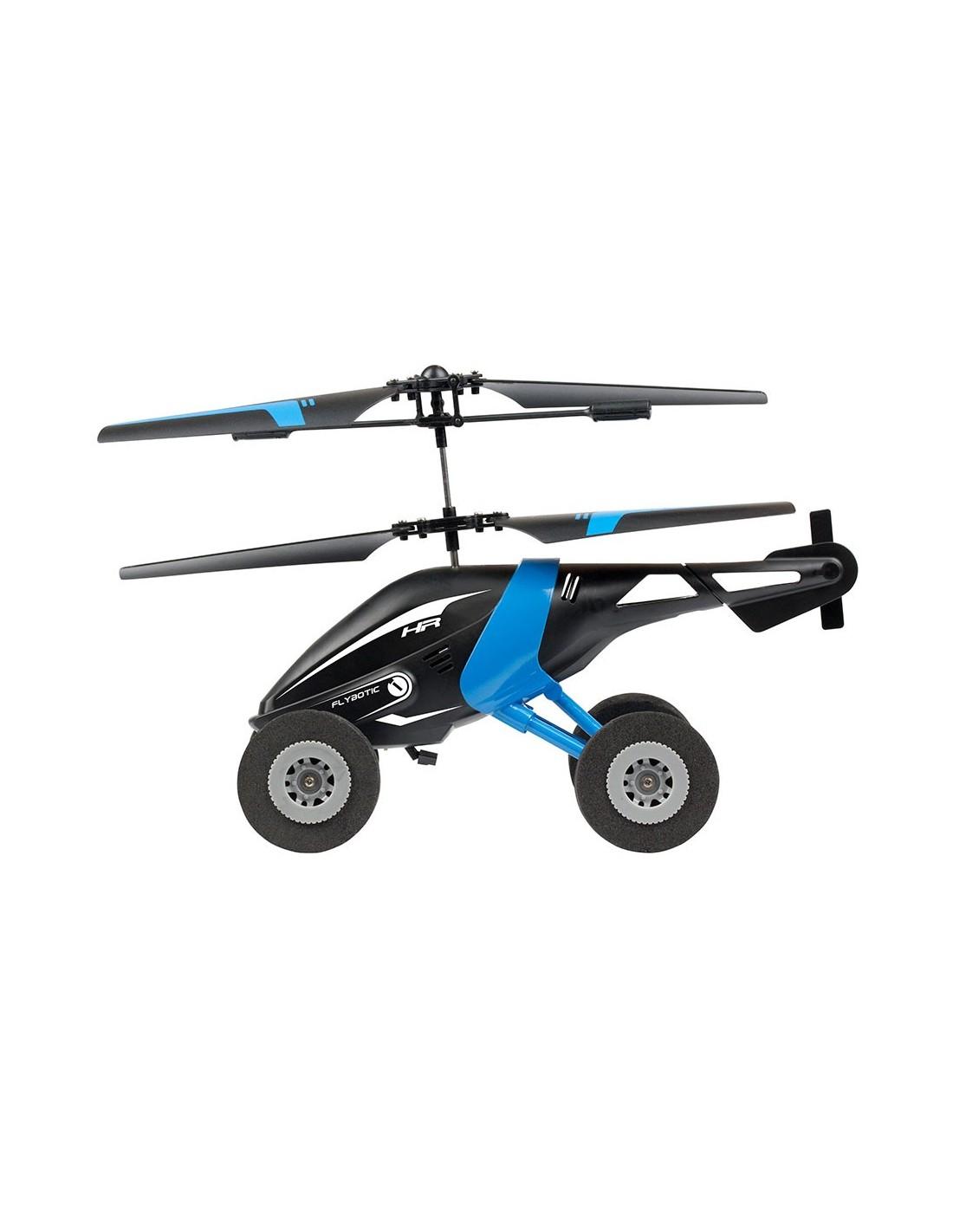 Elicopter cu telecomanda Air Wheelz - 2 culori diferite | Silverlit - 5
