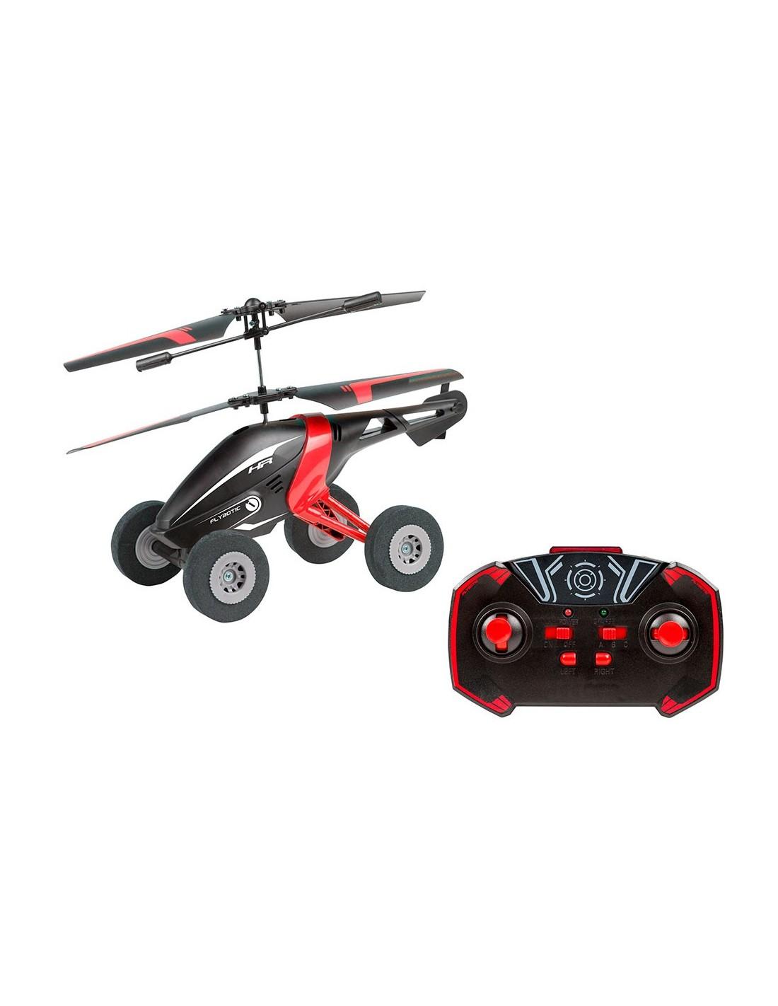 Elicopter cu telecomanda Air Wheelz - 2 culori diferite | Silverlit - 1