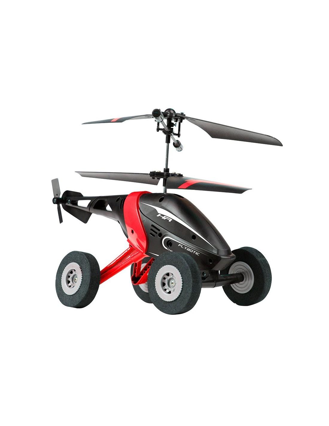 Elicopter cu telecomanda Air Wheelz - 2 culori diferite | Silverlit - 2