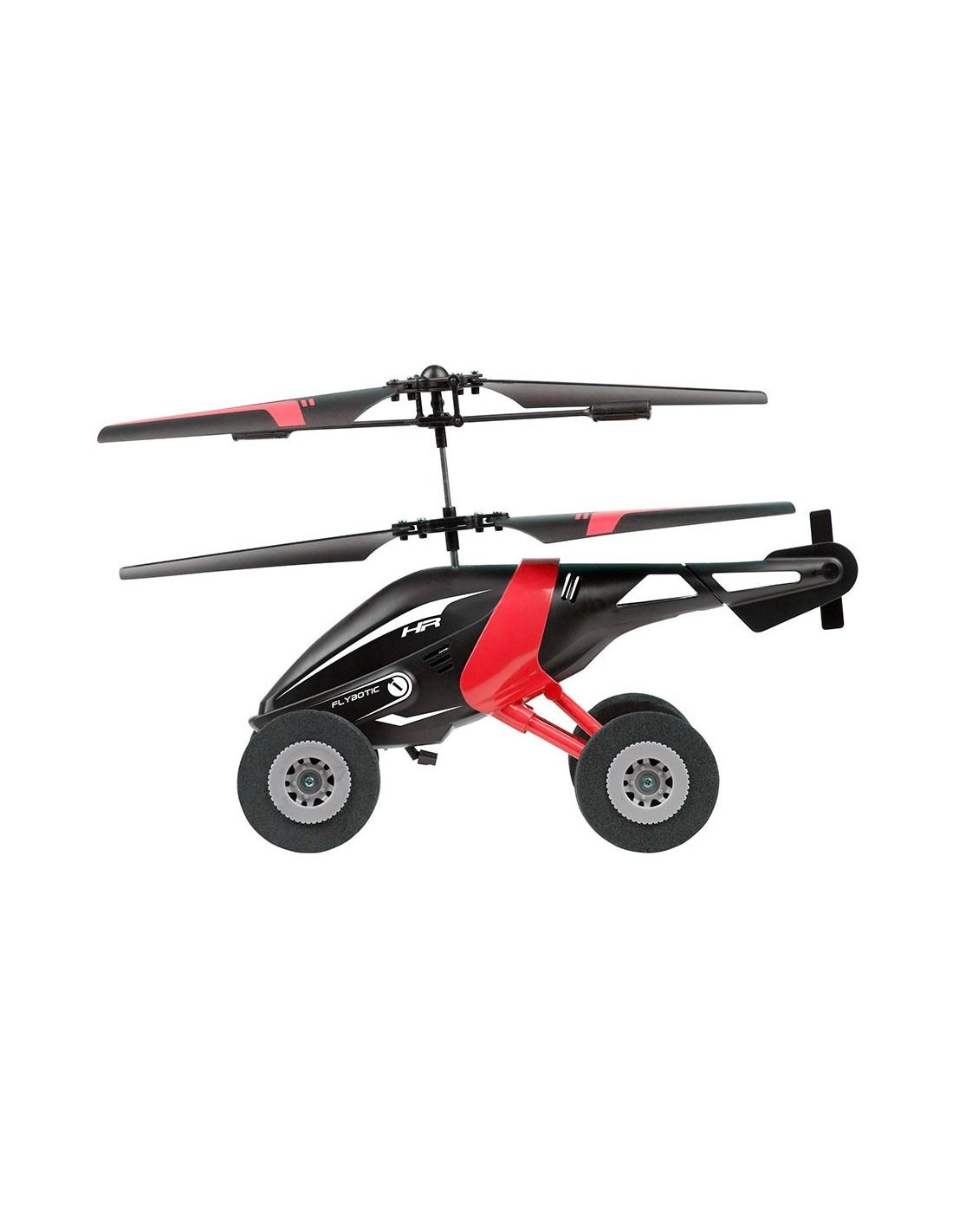 Elicopter cu telecomanda Air Wheelz - 2 culori diferite | Silverlit - 3