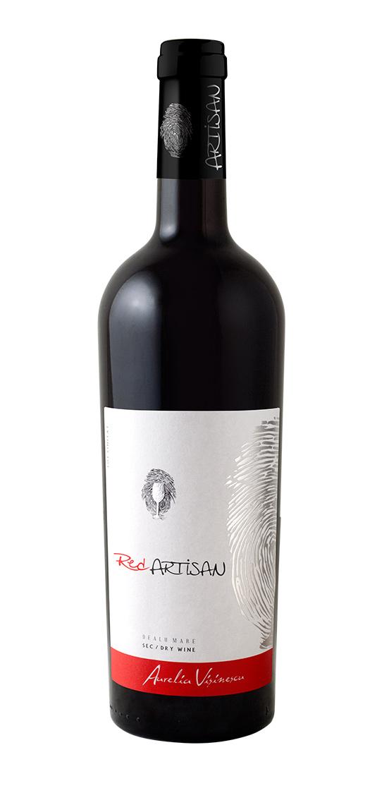 Vin rosu - Aurelia Visinescu / Red Artisan, 2014, sec Aurelia Visinescu