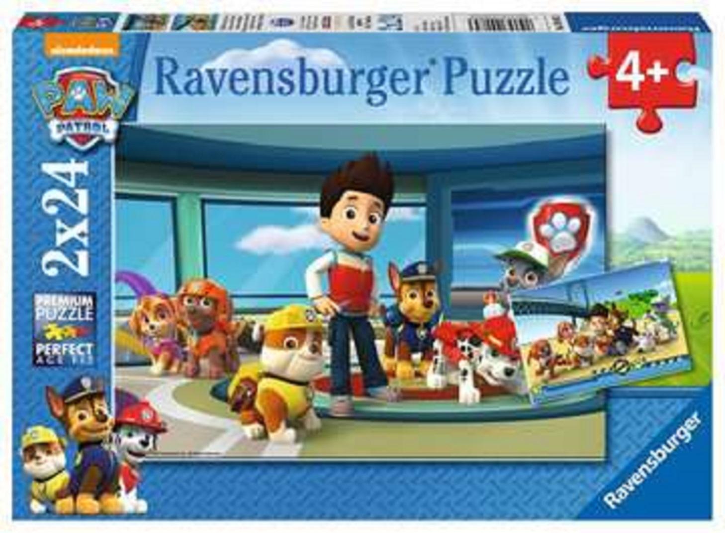 Puzzle 48 piese - Patrula Catelusilor | Ravensburger