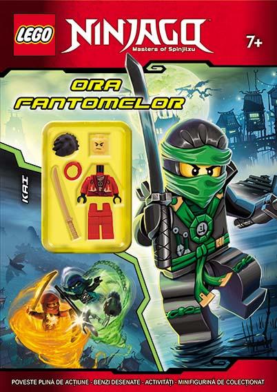 Lego Ninjago: Ora Fantomelor |