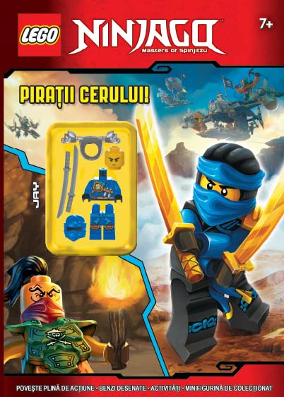 Lego Ninjago: Piratii cerului! |