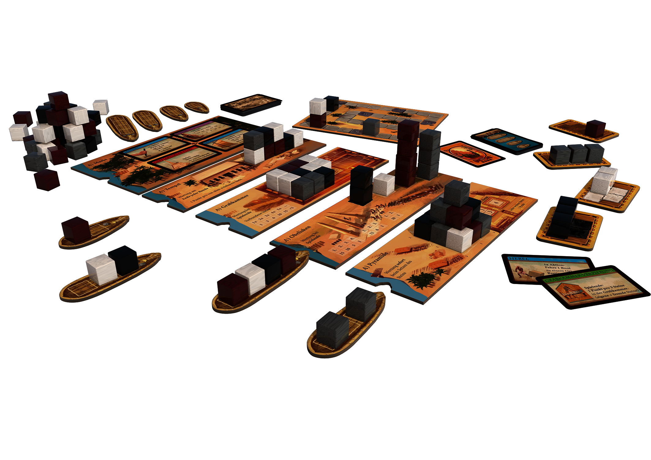 Imhotep - Arhitectul Egiptului Antic | Kosmos