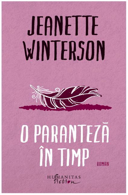 O paranteza in timp | Jeanette Winterson