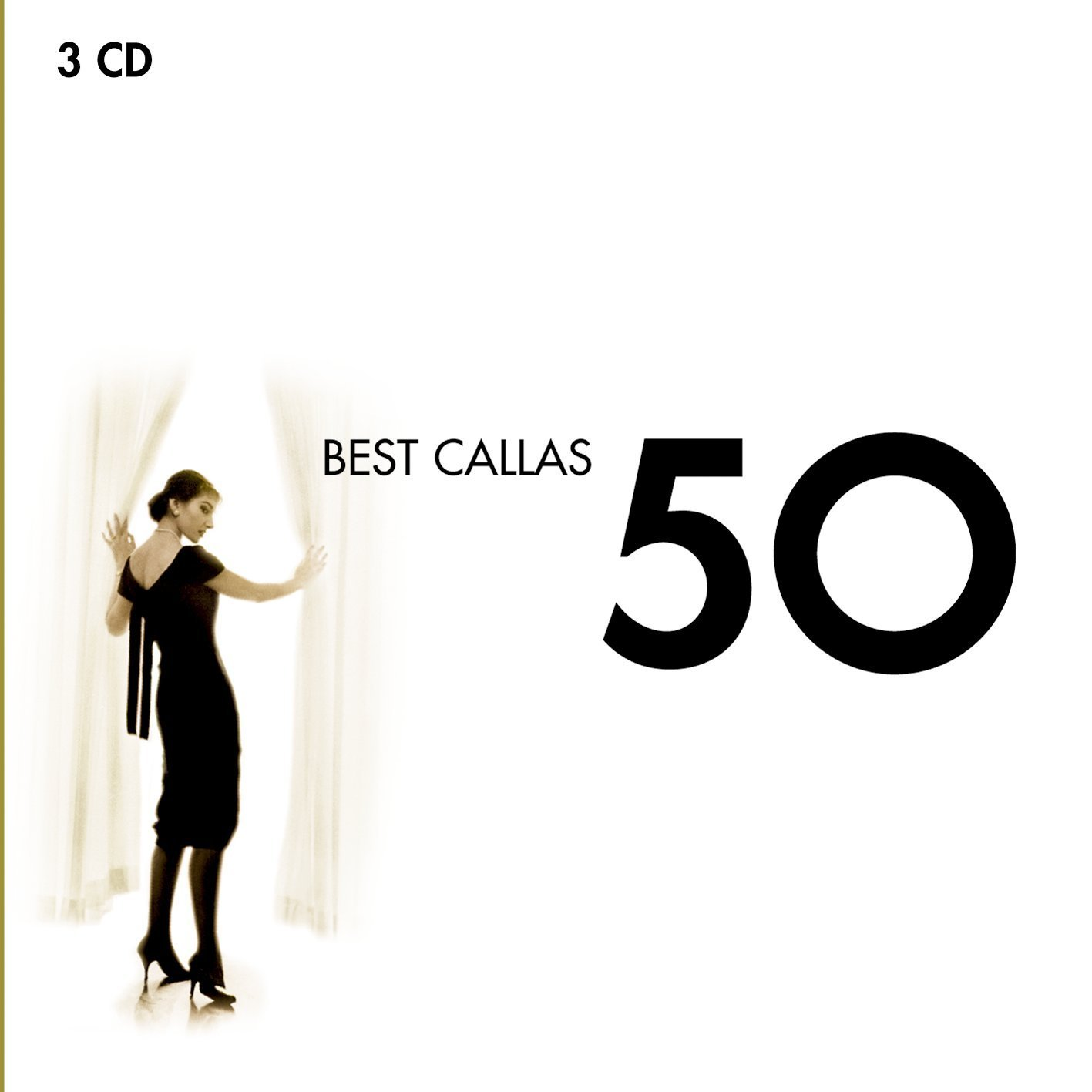 50 Best Callas - Box set