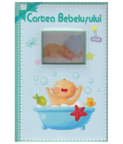 Carte Bebelusului - Baiat |