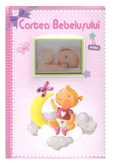 Cartea Bebelusului - Fata |