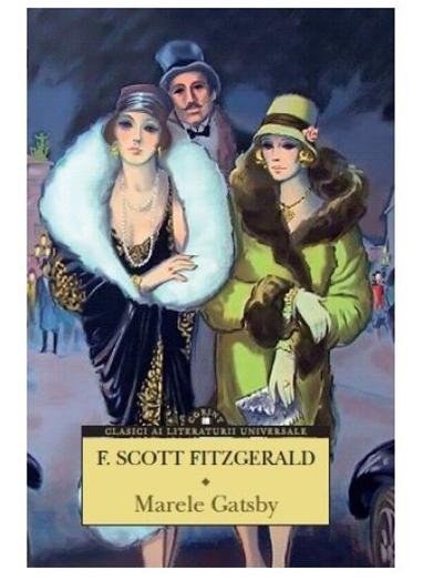Marele Gatsby | F. Scott Fitzgerald