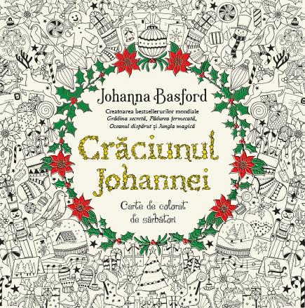 Craciunul Johannei | Johanna Basford