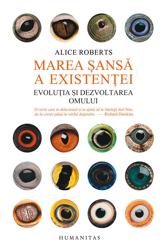 Marea sansa a existentei | Dr. Alice Roberts