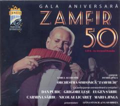 Gala aniversara Zamfir 50 - Live la Ateneul Roman