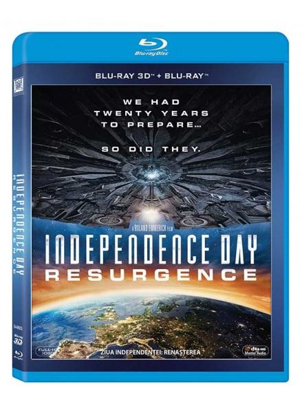 Ziua Independentei - Renasterea 2D+3D(Blu Ray Disc) / Independence Day - Resurgence