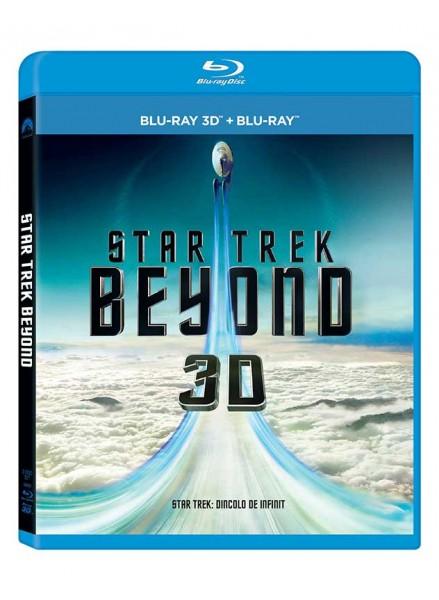 Star Trek - Dincolo de infinit 2D+3D(Blu Ray Disc) / Star Trek Beyond