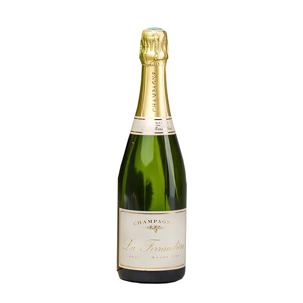 Vin spumant - Champagne la Ferraudiere Clos des Colombes