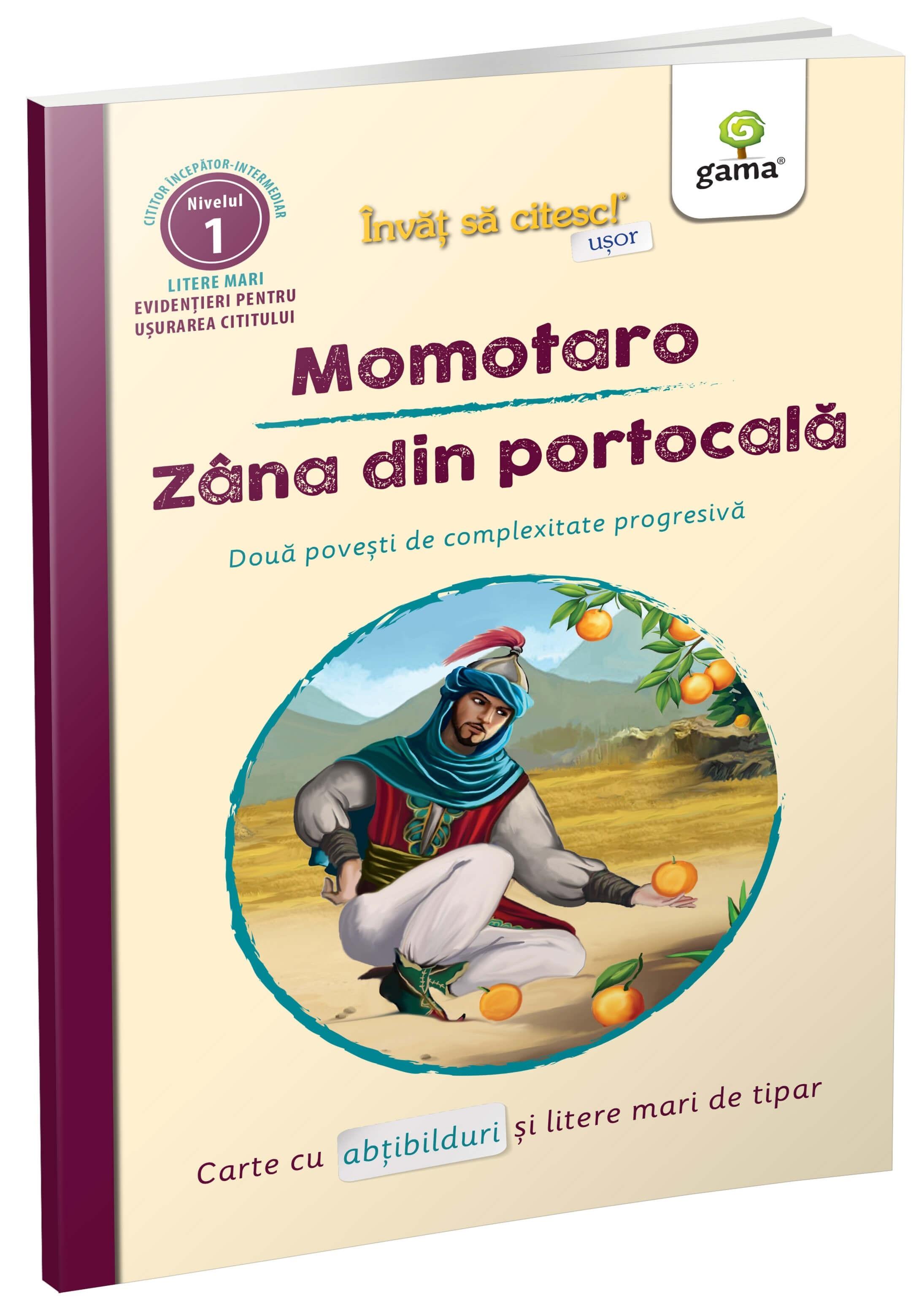 Momotaro - Zana din portocala