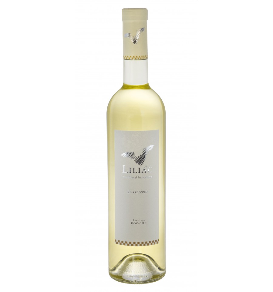 Vin alb - Liliac Chardonnay, 2016, sec Liliac