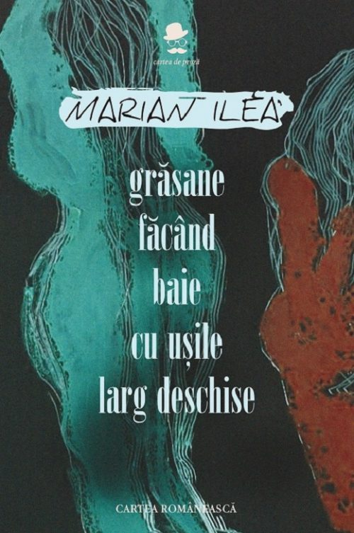 Grasane facand baie cu usile larg deschise | Marian Ilea