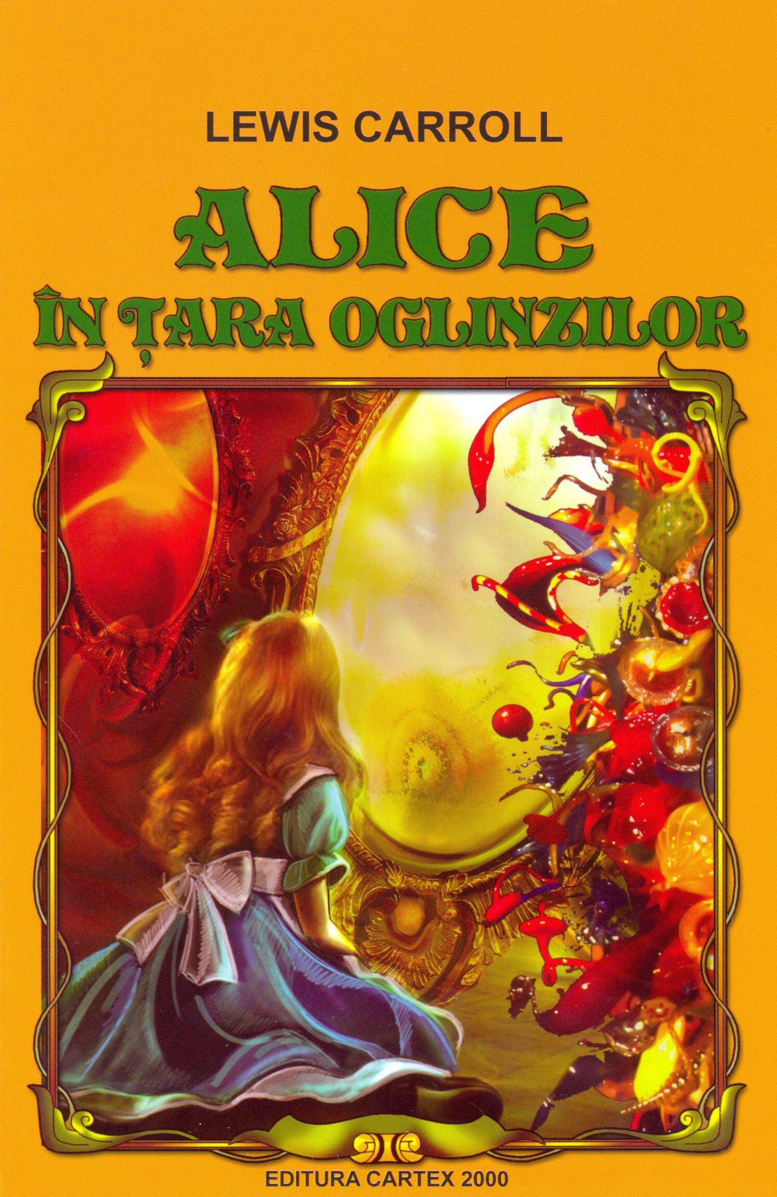Imagine Alice In Tara Oglinzilor - Lewis Carroll