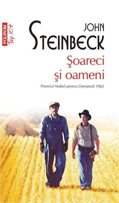 Soareci si oameni | John Steinbeck