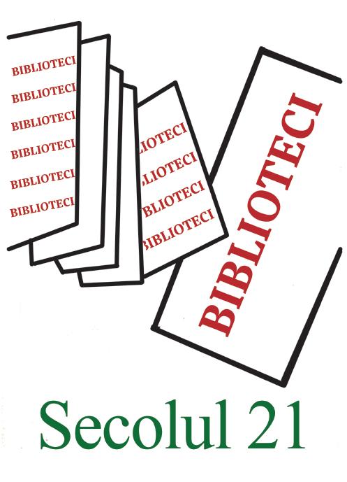 Revista Secolul 21 - Biblioteci