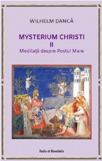 Mysterium Christi. Volumul II