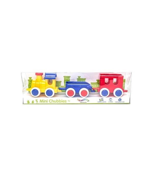 Jucarie - Trenulet Chubbies | Viking Toys